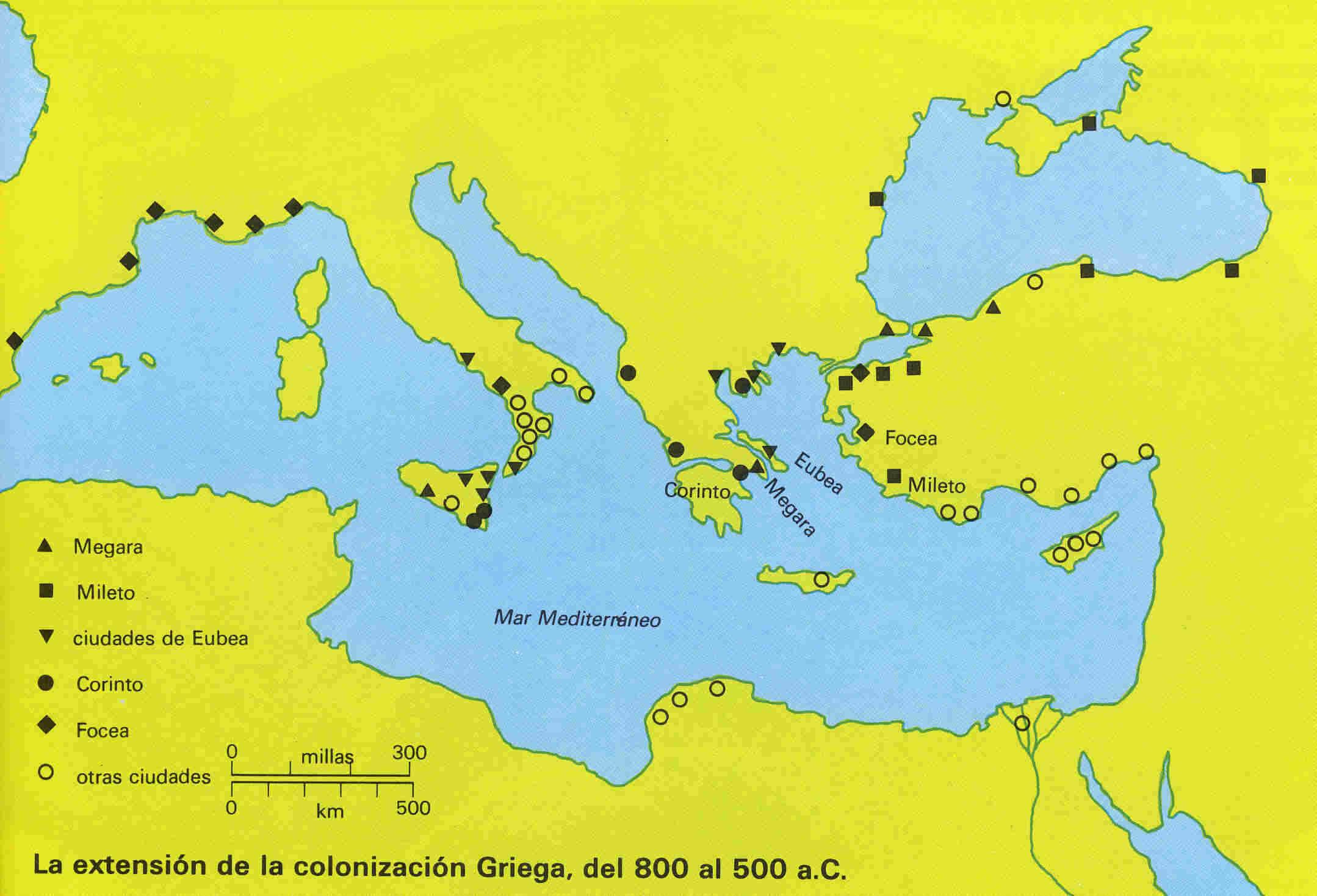 Tiempos oscuros Neolitico e invasiones de Grecia clasica 2