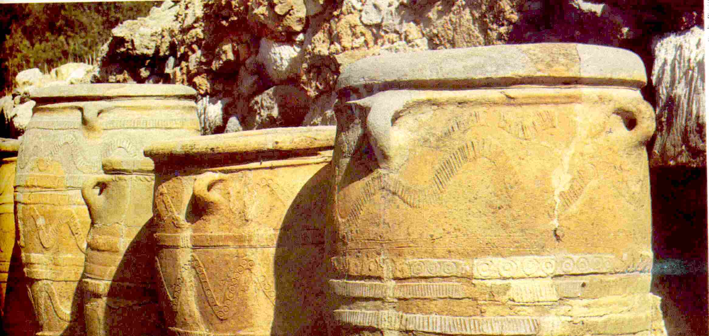Otros Palacios Civilización minoica en Grecia clásica 7