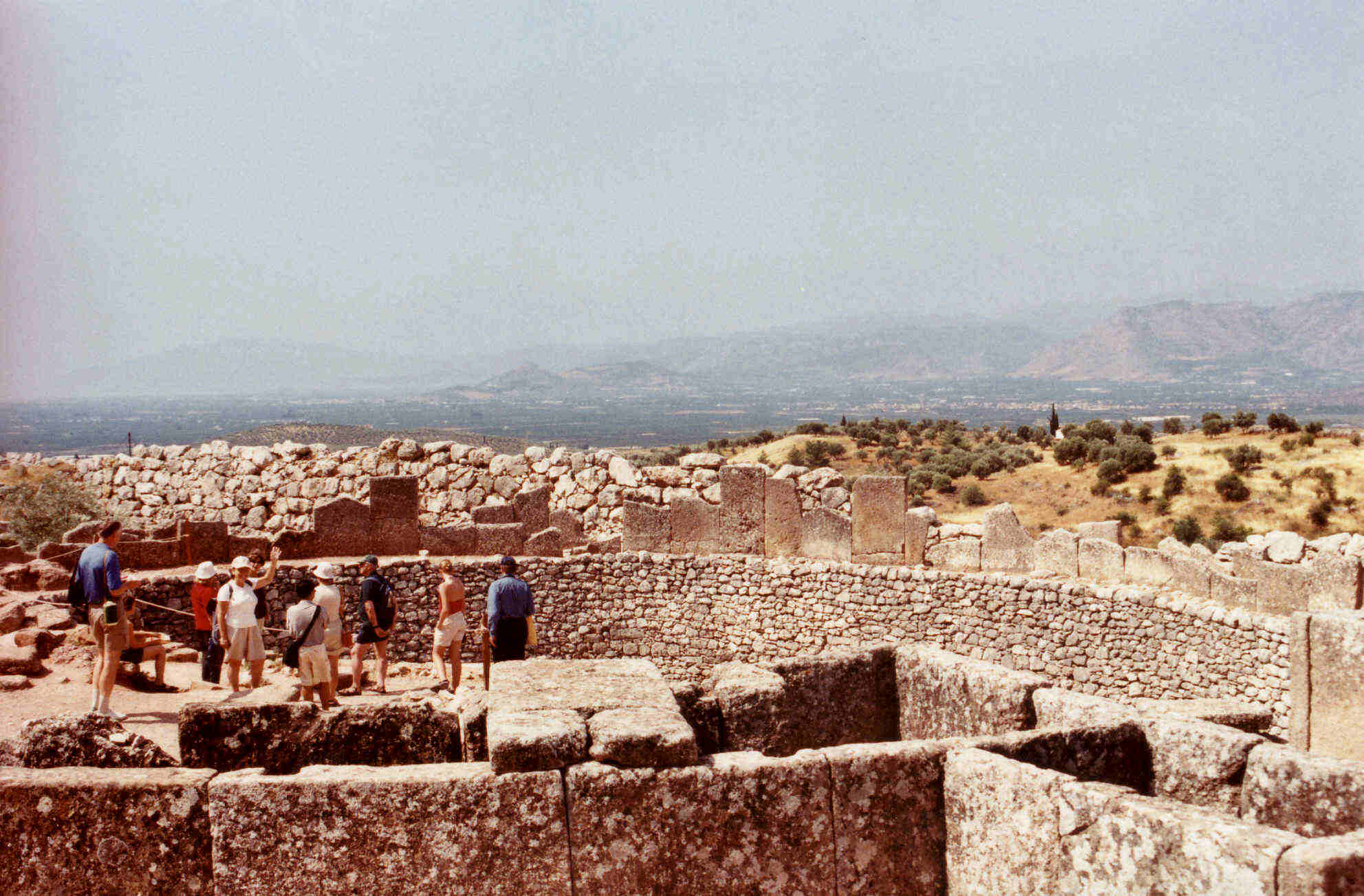 Una visita a Micenas en Grecia clásica 10