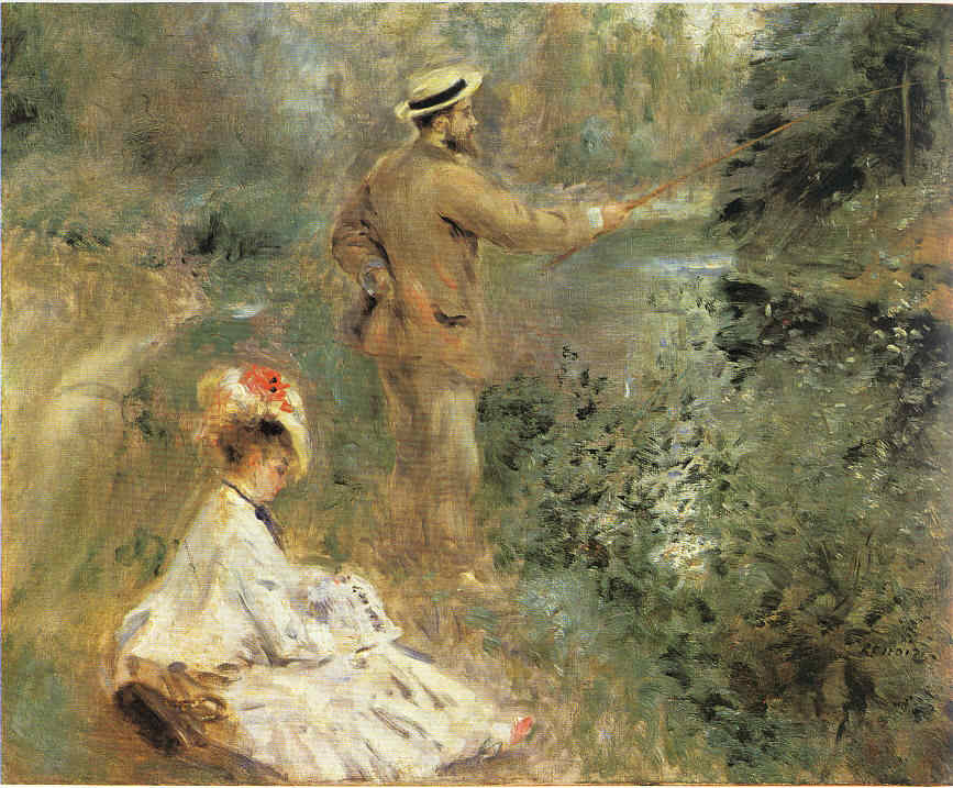 La Pintura 72 El Impresionismo 18 Renoir Impresionista 2
