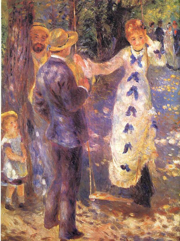 La Pintura 74 El Impresionismo 20 Renoir postimpresionista