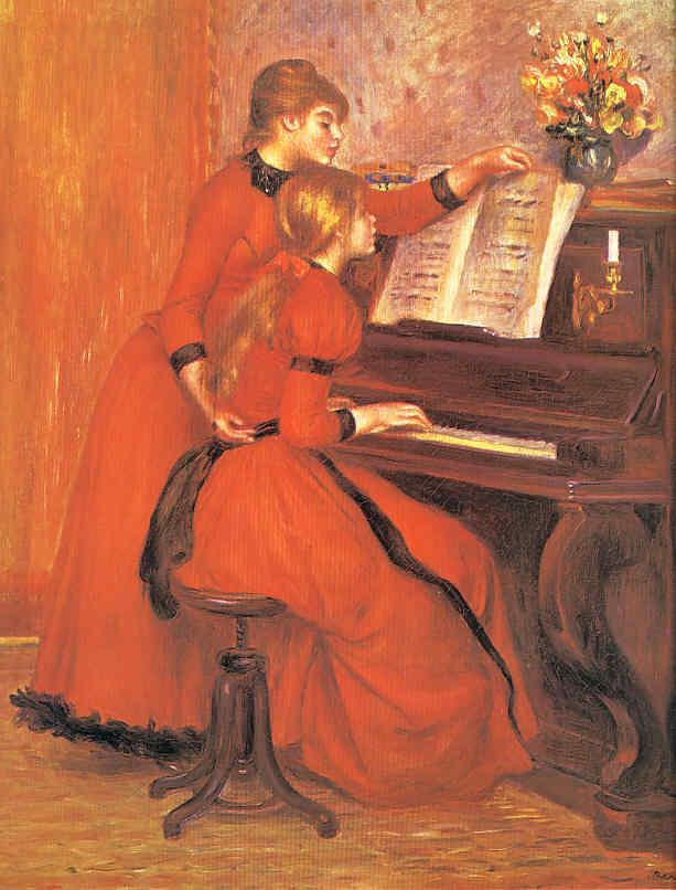 La Pintura 75 El Impresionismo 21 Adios Renoir adiós