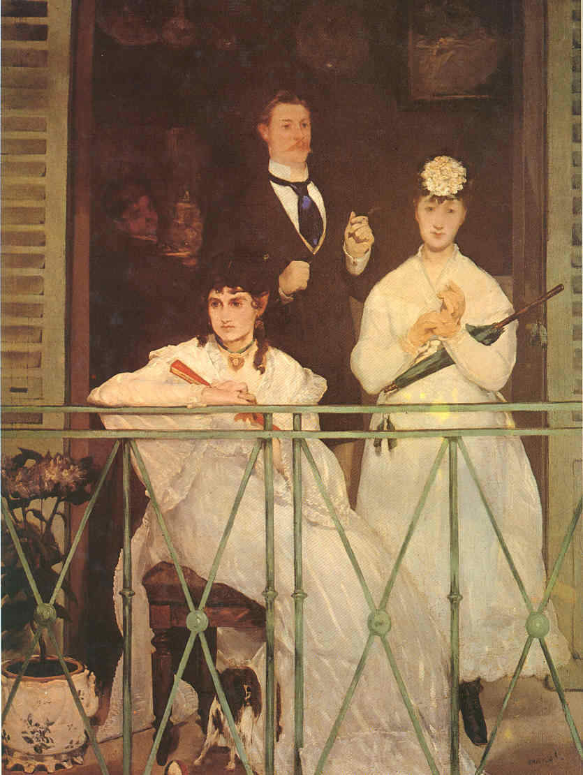 Berthe Morisot La Pintura 80 El Impresionismo 26