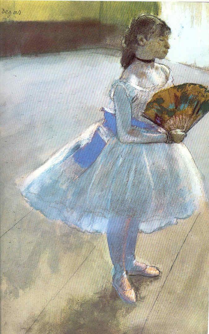 Degas y Toulousse Lautrec La Pintura 78 El Impresionismo 24