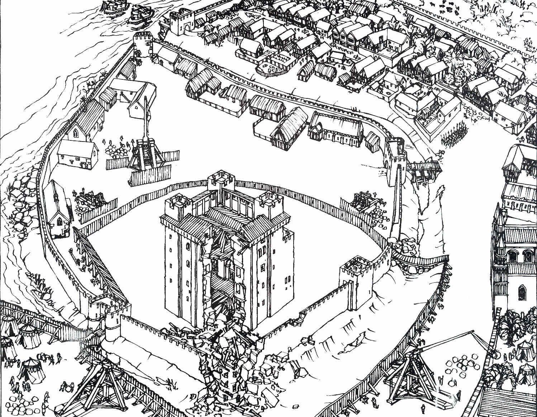 Carcassonne y la Cruzada