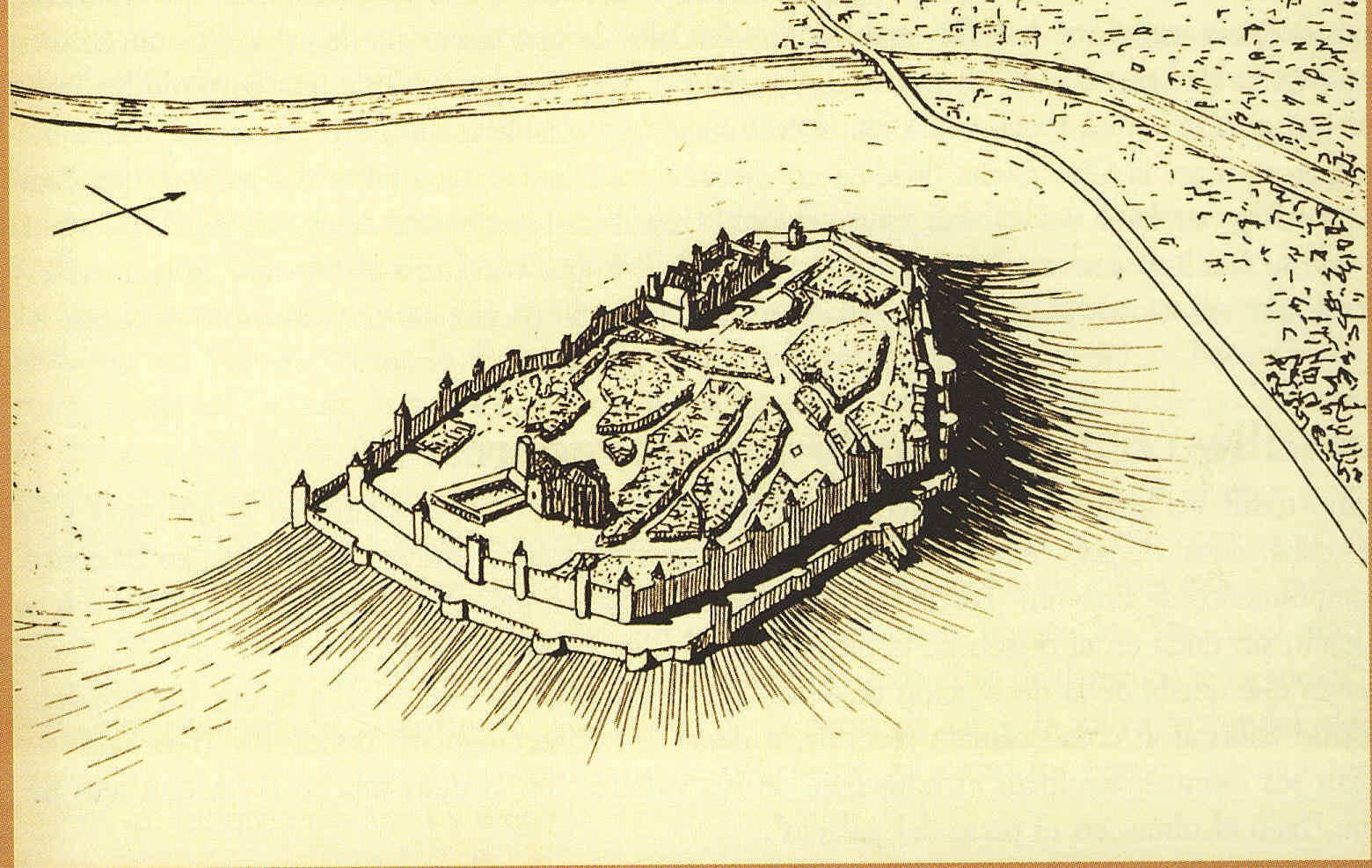 Carcassonne San Luís y Felipe el Atrevido