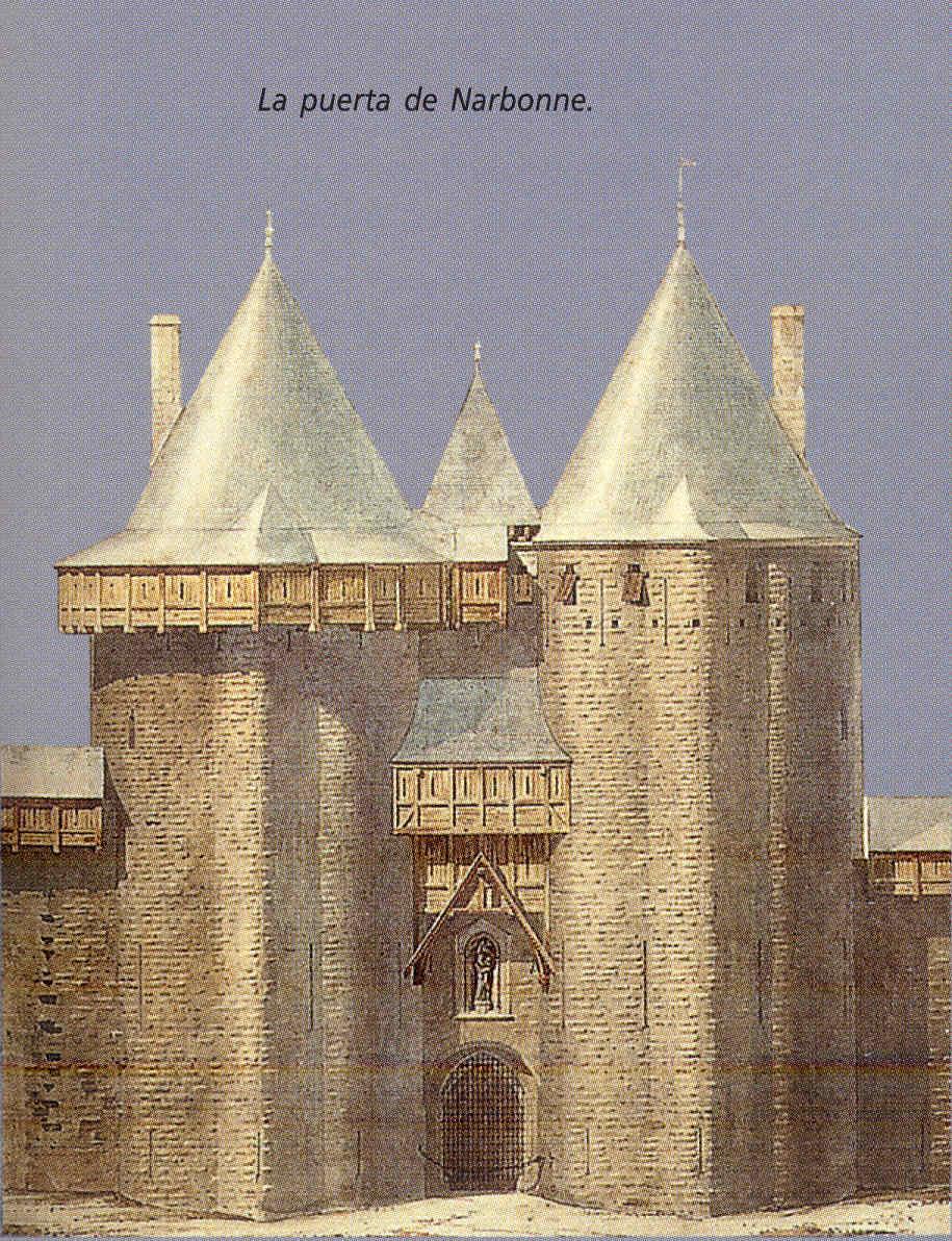 Viollet-le-Duc y Carcassonne