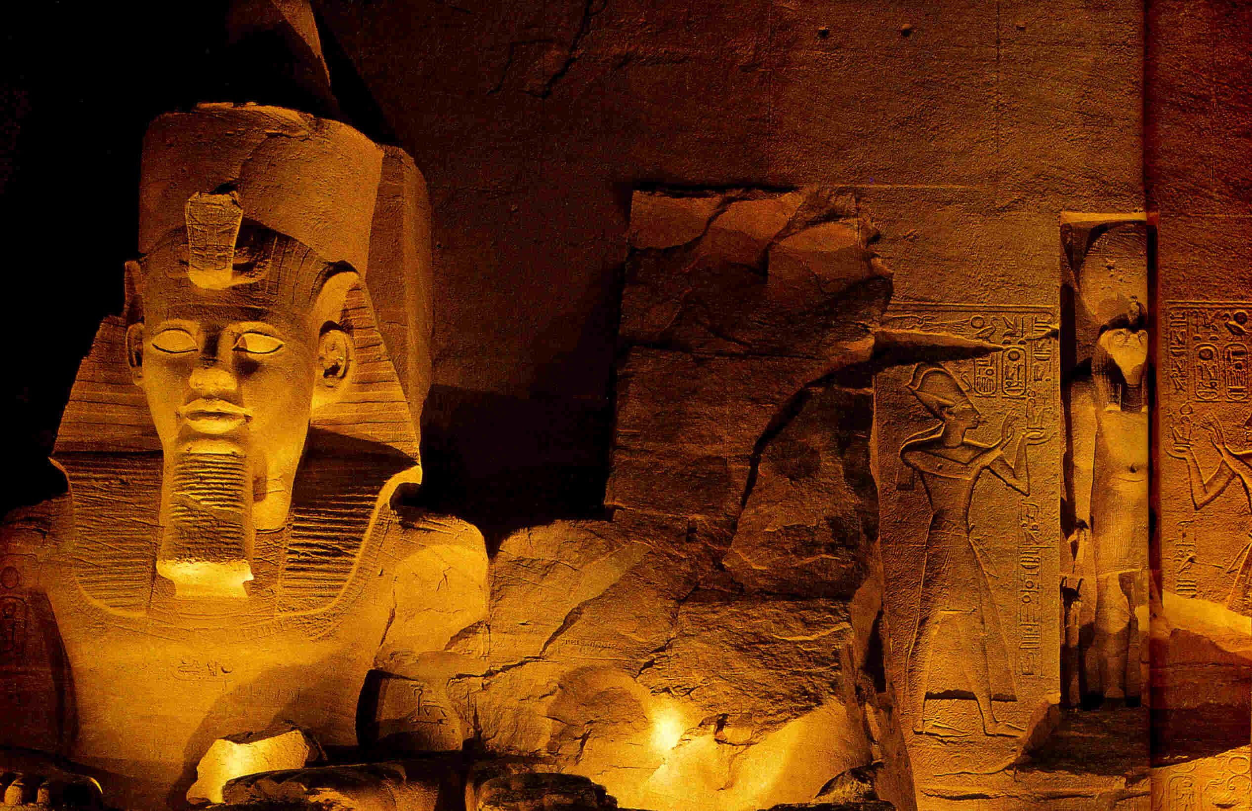 Ramsés II y Abu Simbel 3