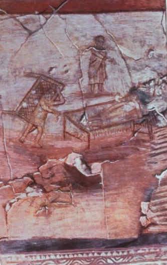 Falsedades del Cristianismo Pinturas en Dura Europos