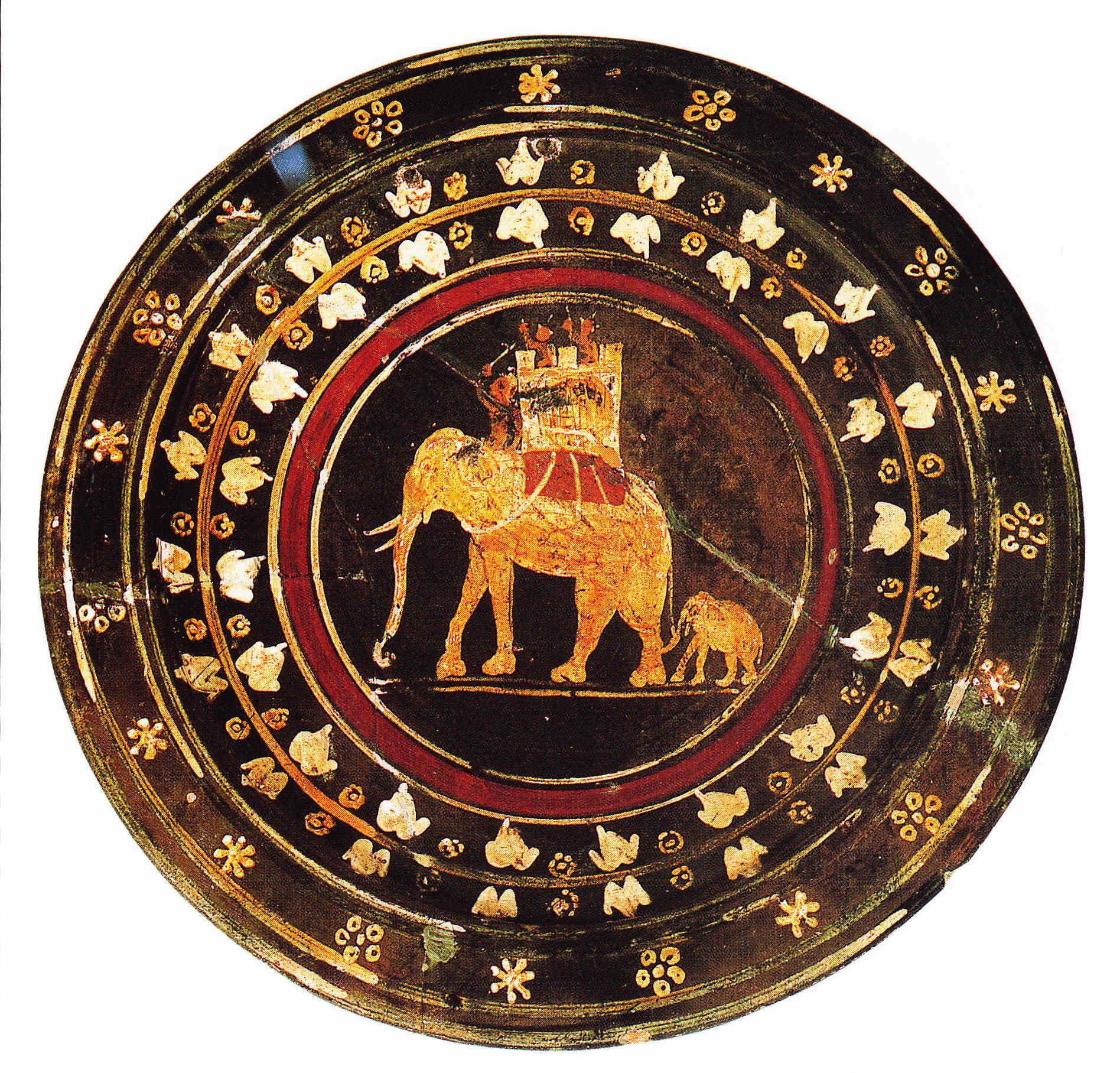 Egipto Antiguo 146 Los temibles guerreros númidas