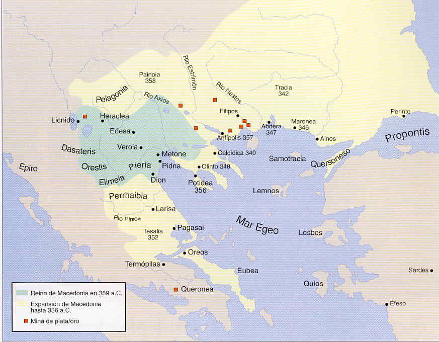 Filipo II de Macedonia 2