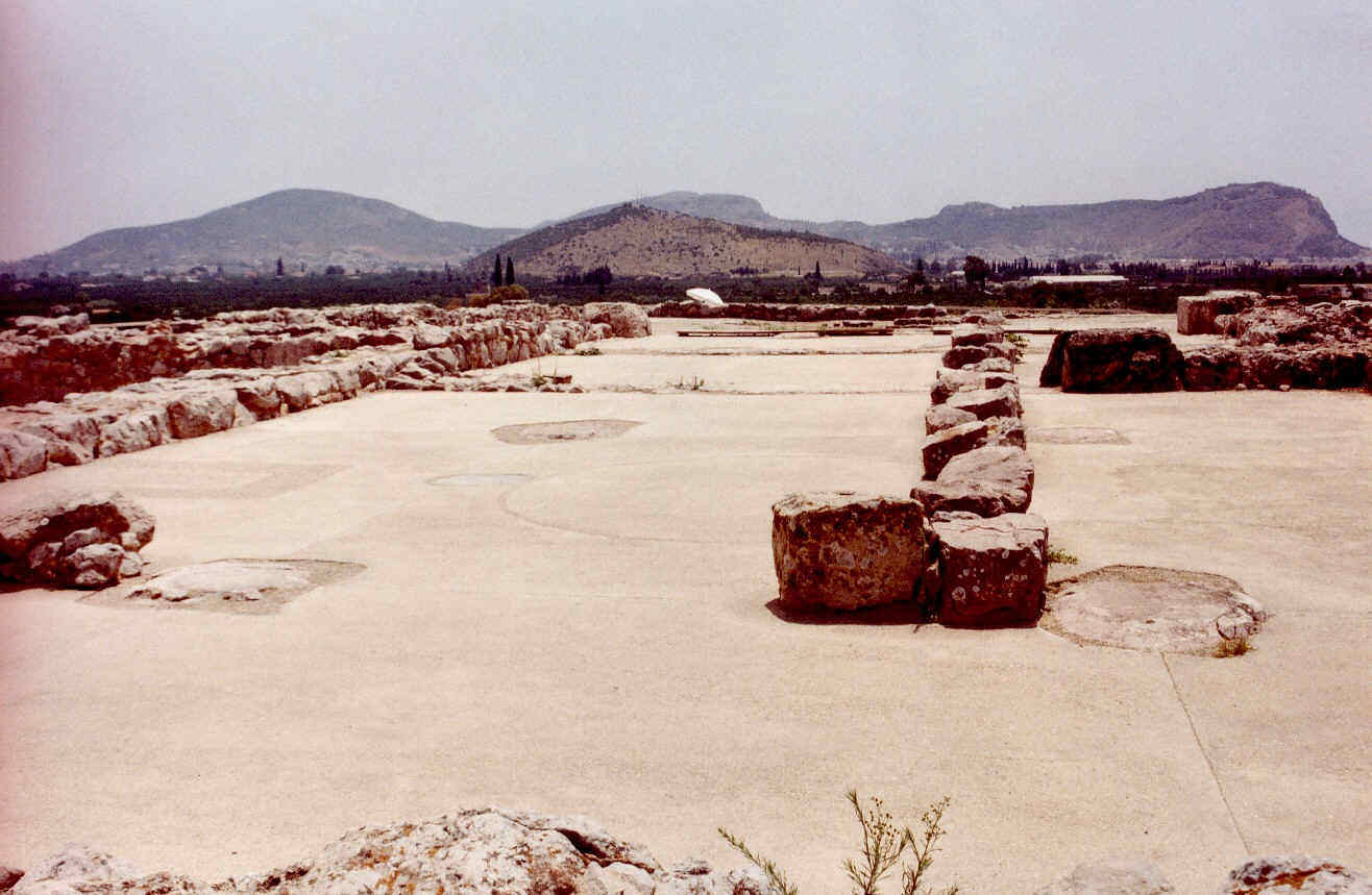 Tirinto 2 en la Grecia clásica 24