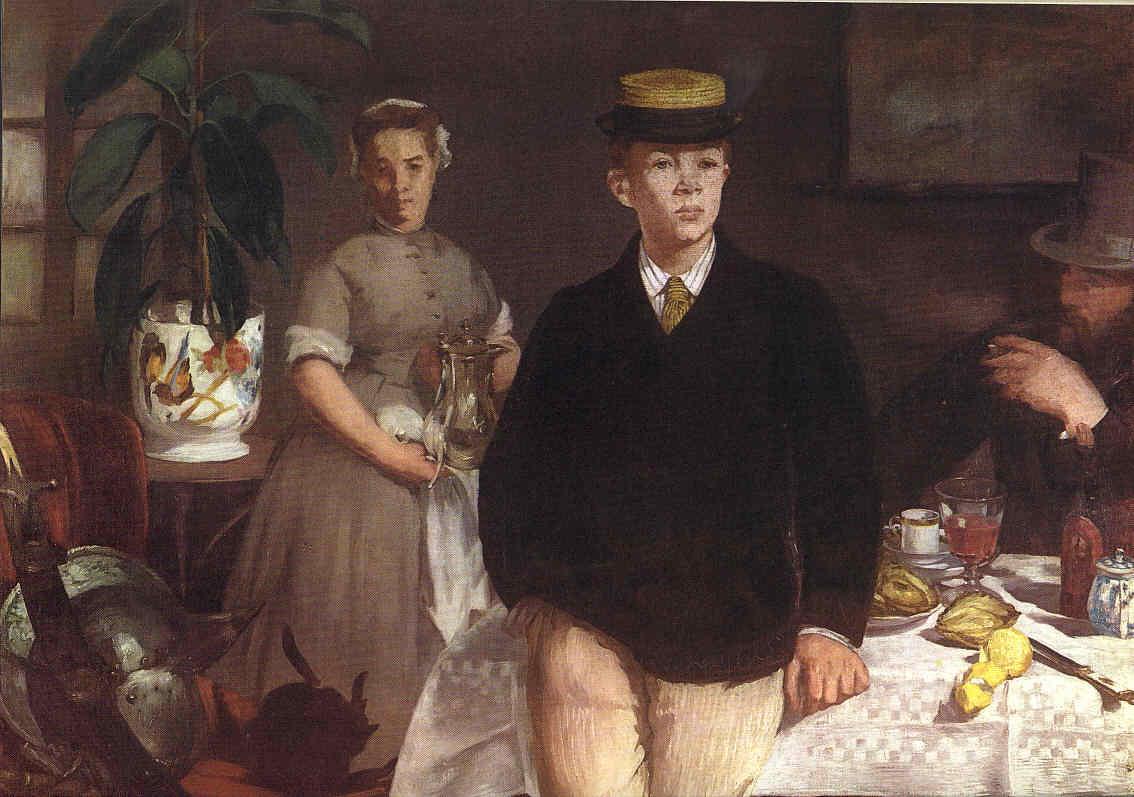 La Pintura 84 El Impresionismo 30 Manet y Renoir