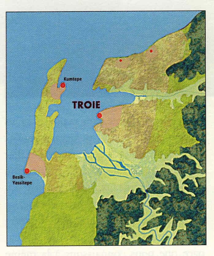 Troya 1 en Grecia clásica 14