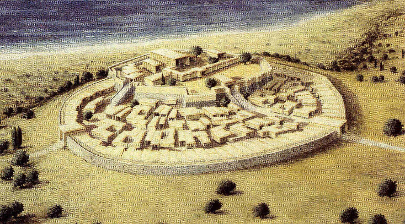 Troyas I y II en Grecia clásica 15