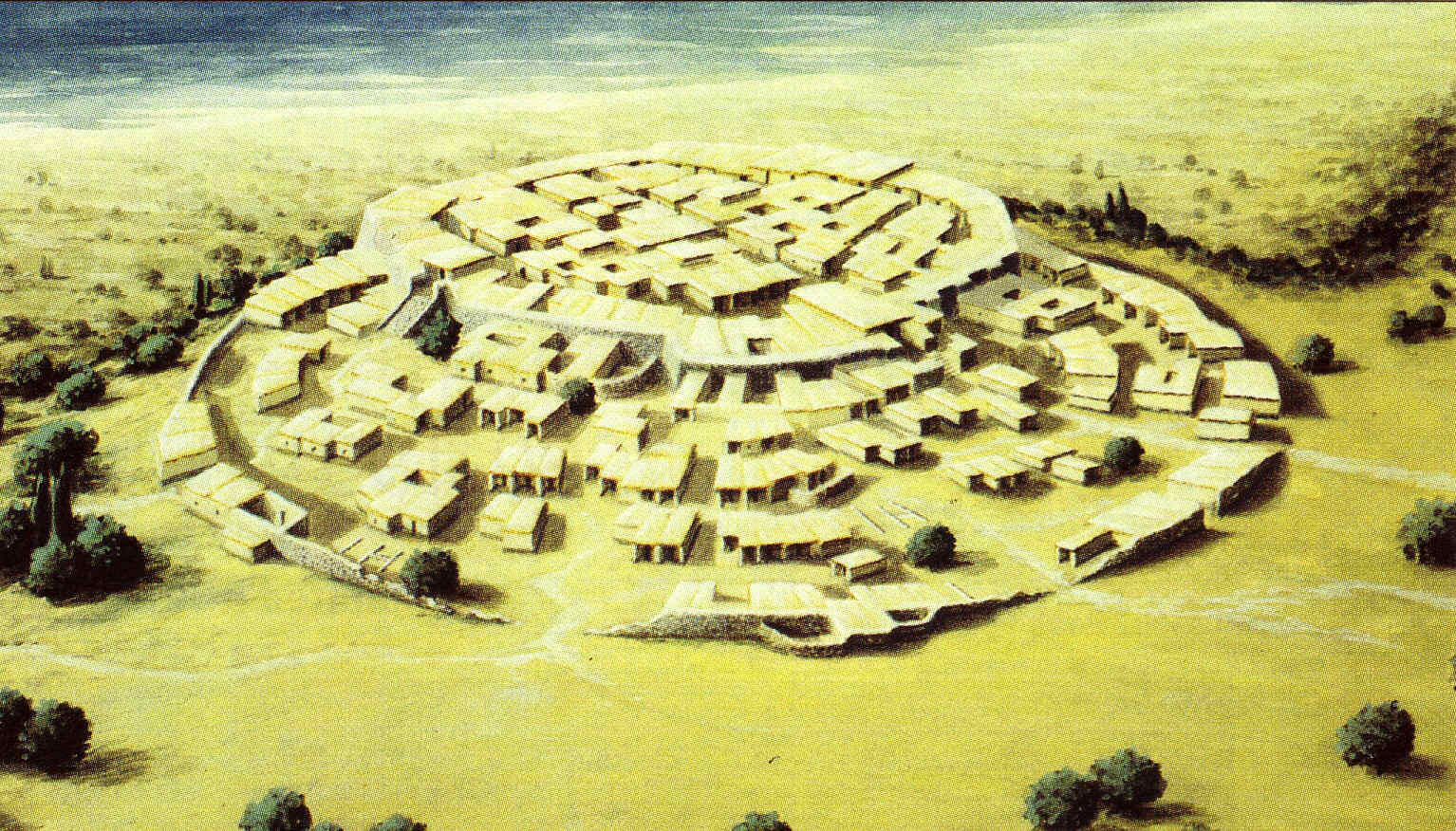 El tesoro de Príamo y Troya III Grecia clásica 17