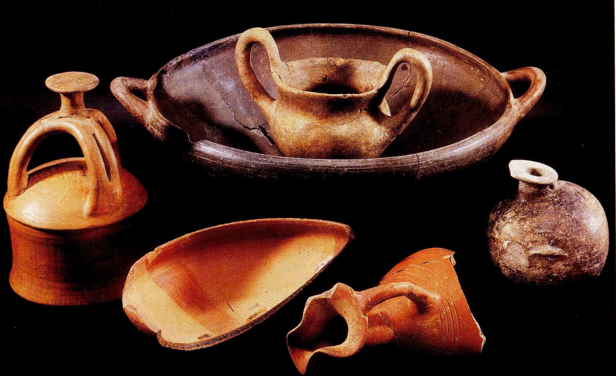 El tesoro de Príamo y Troya III Grecia clásica 16