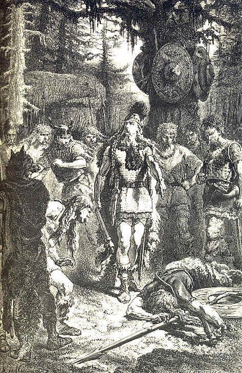El nacimiento de París 5 Lutecia Juliano Pipino el Breve