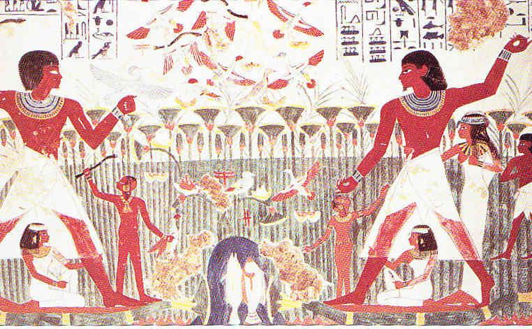Egipto Antiguo 174 El problema de Roma