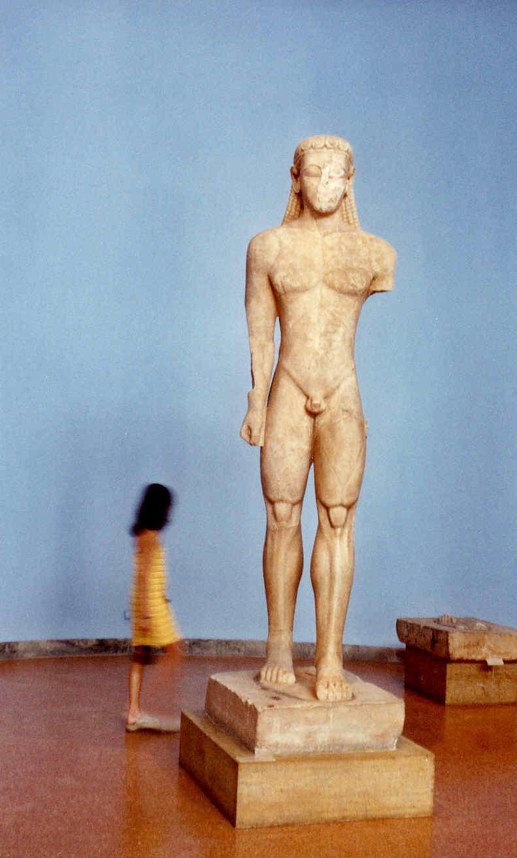 Escultura balbuceante en la Grecia clásica 36