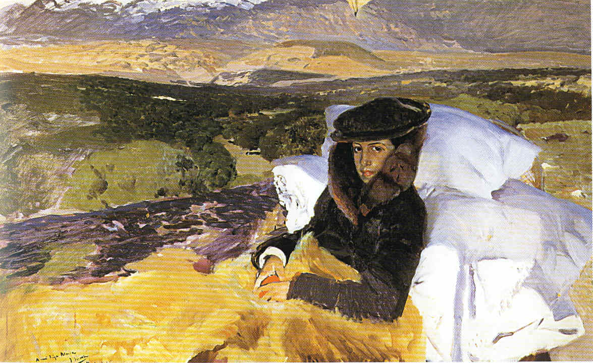 Joaquín Sorolla Tercera etapa 1903 a 1913 La Pintura 97
