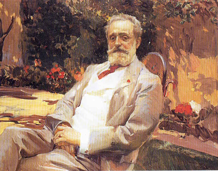 Los retratos de Joaquin Sorolla La Pintura 103