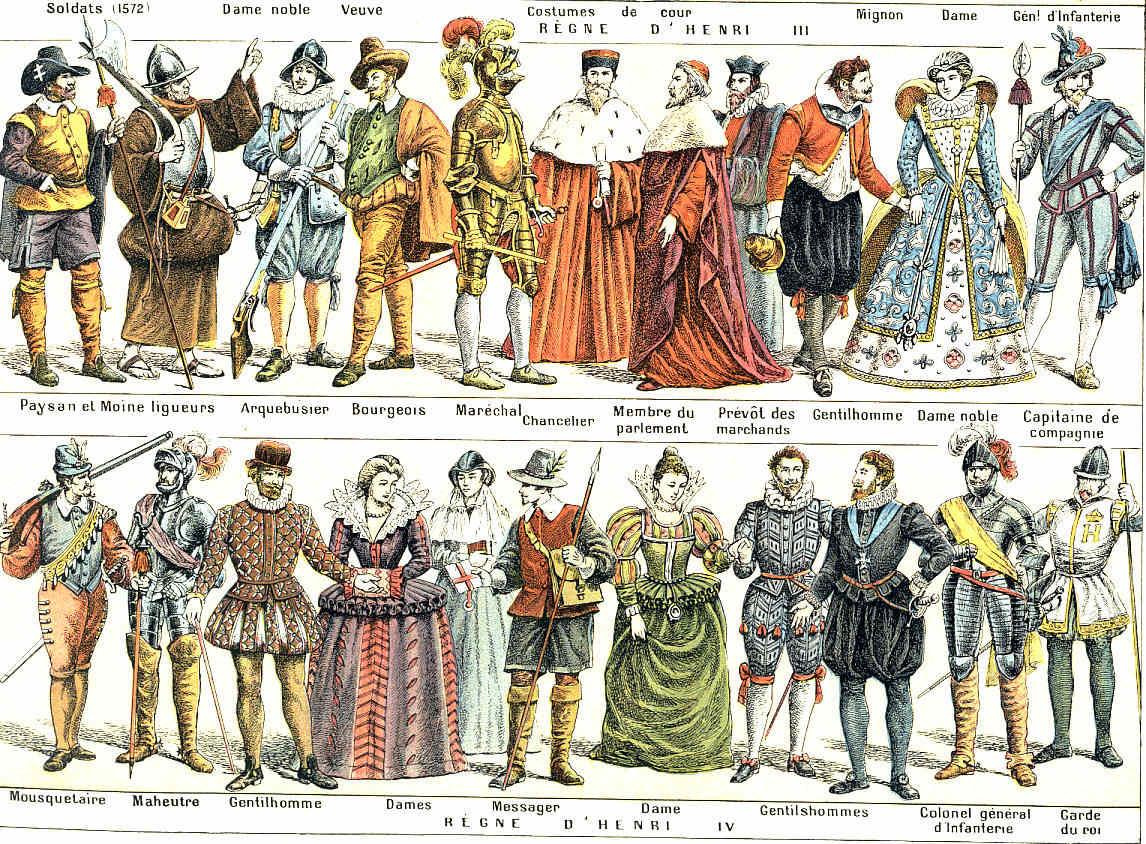 El nacimiento de París 26 Enrique de Navarra Enrique IV