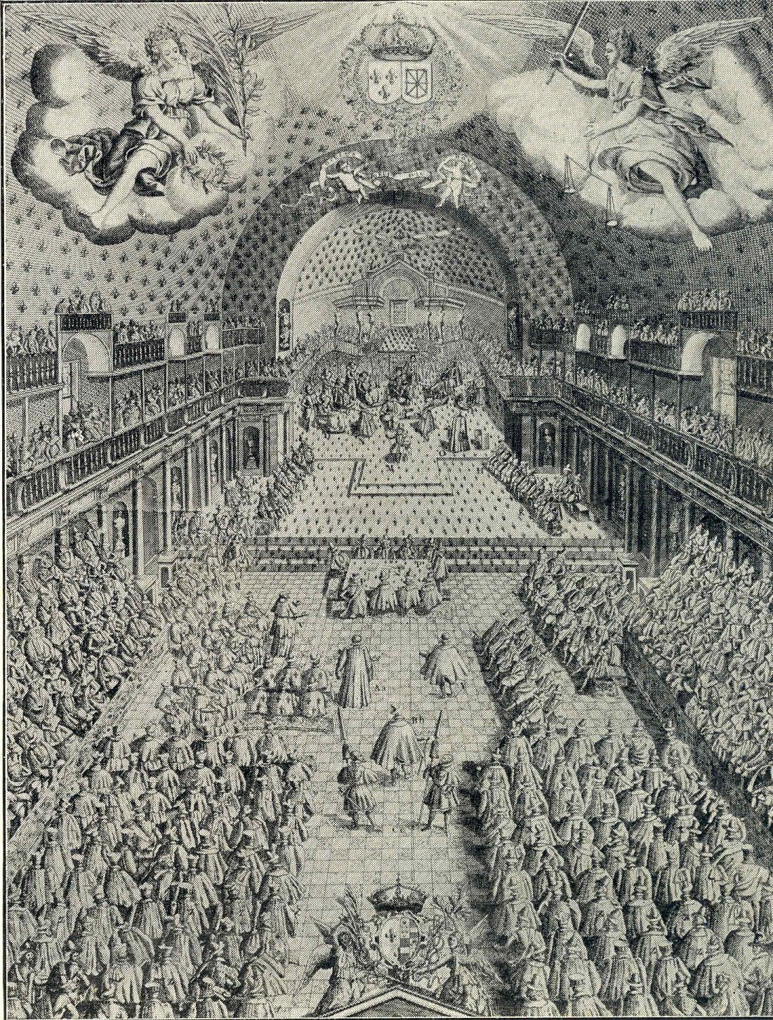 París 27 Enrique IV Mejoras y muerte María de Médicis