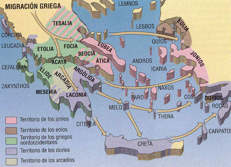 Edades oscuras en la Grecia clásica 29