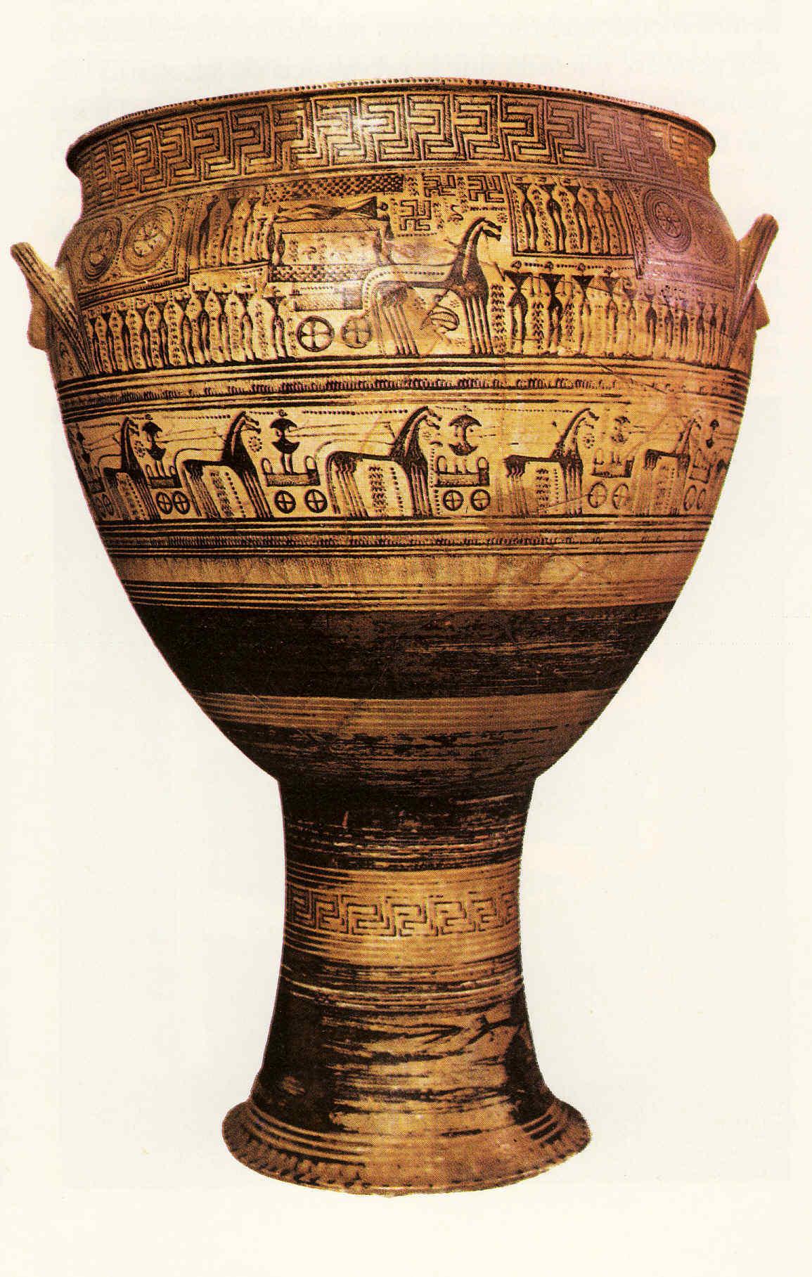 Edades oscuras 3 en la Grecia clásica 31