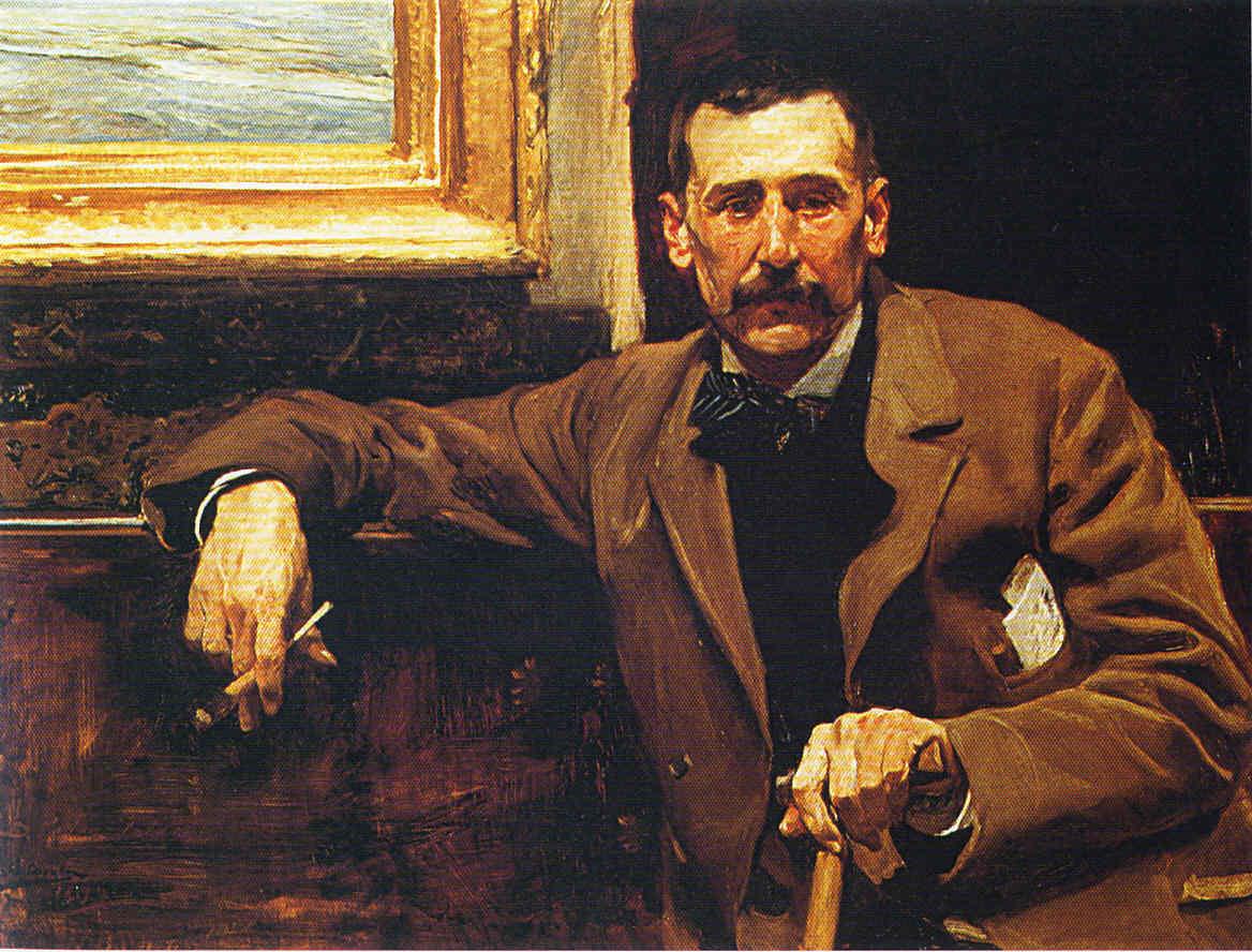 Joaquín Sorolla Segunda etapa Concursos y Salones La Pintura 95