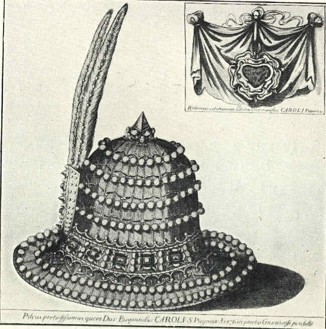 París 18 Coaliciones de nobles Carlos el Temerario muere Vejez