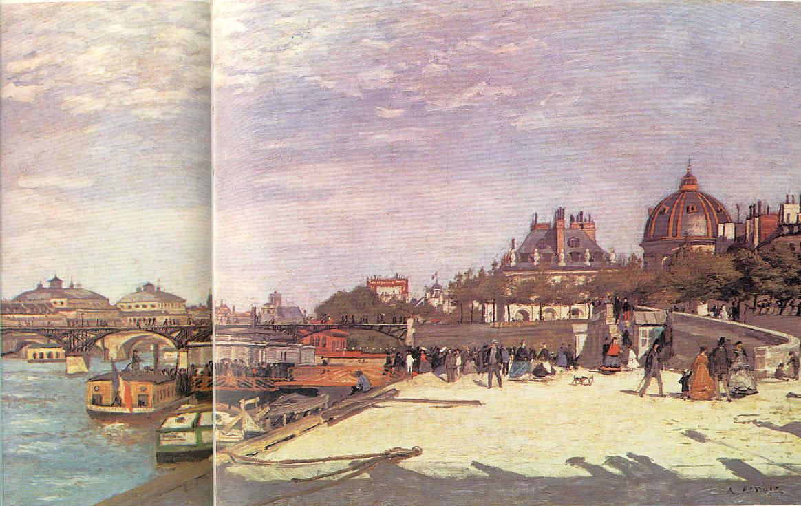 La Pintura 71 El Impresionismo 17 Renoir impresionista