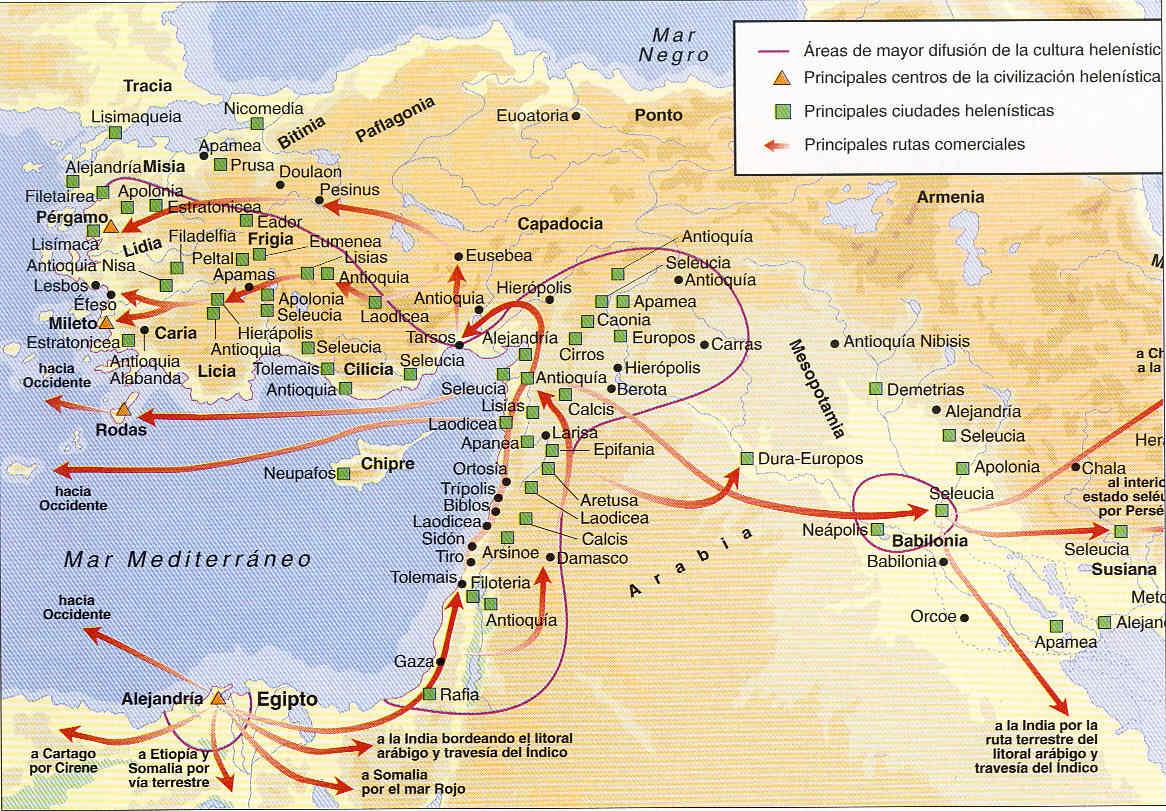 Prosperidad en el mundo helenístico 5