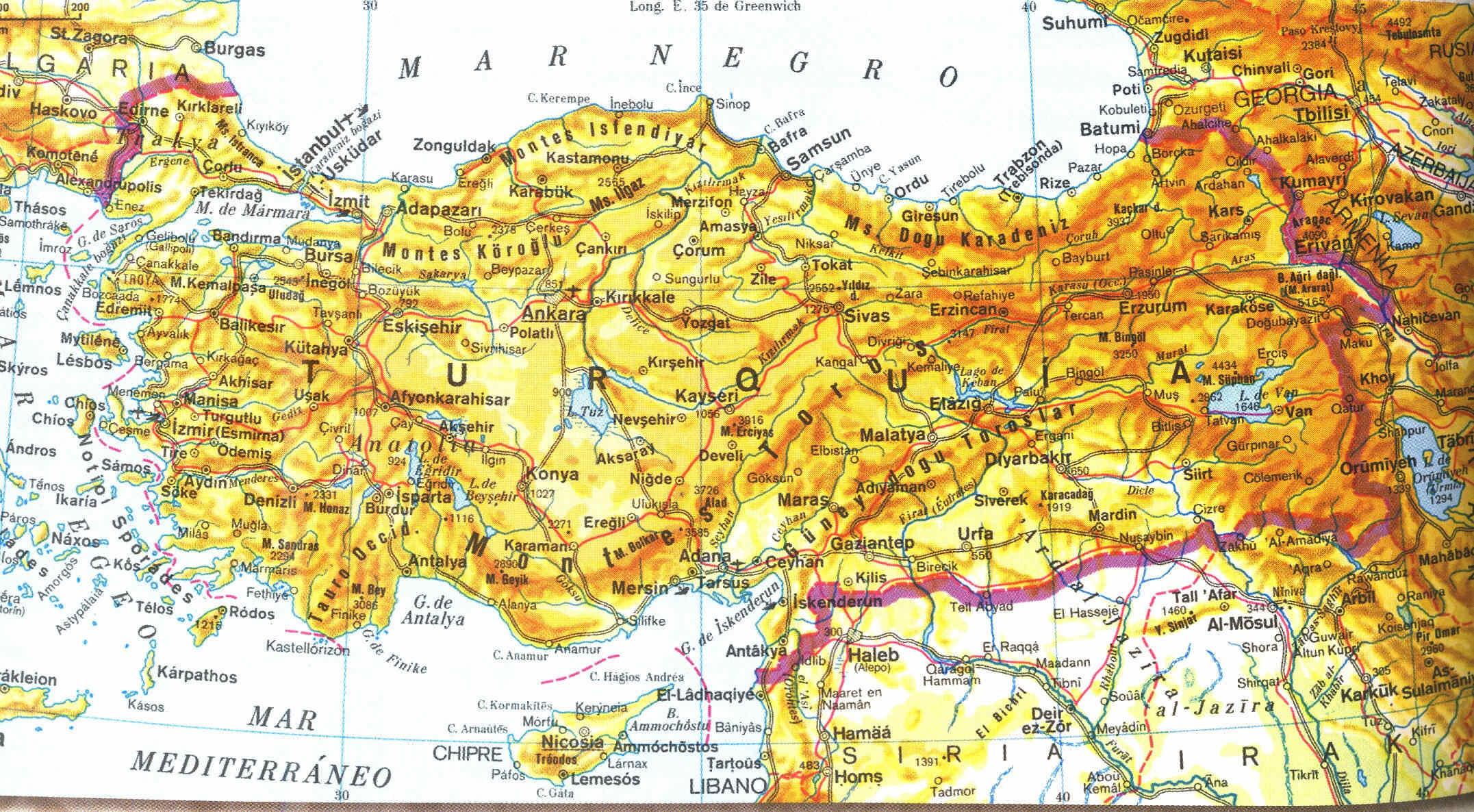 Placas tectónicas desconocidas en el mundo helenístico 9