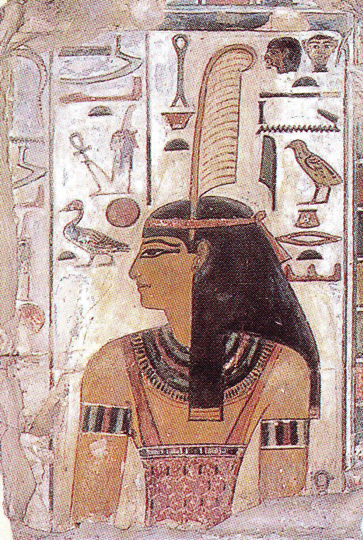 Egipto Antiguo 91 Duelo verbal intermedio