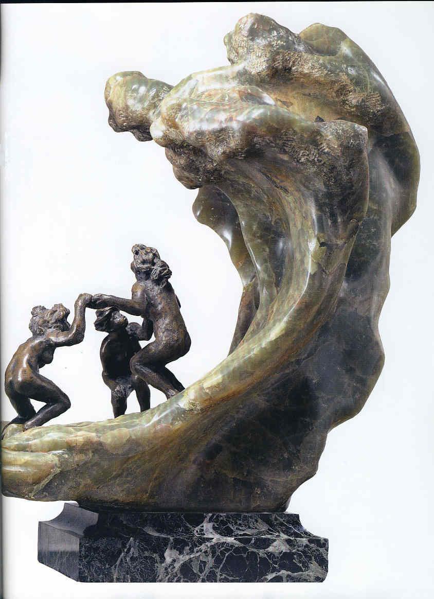 Camille Claudel o la Escultura