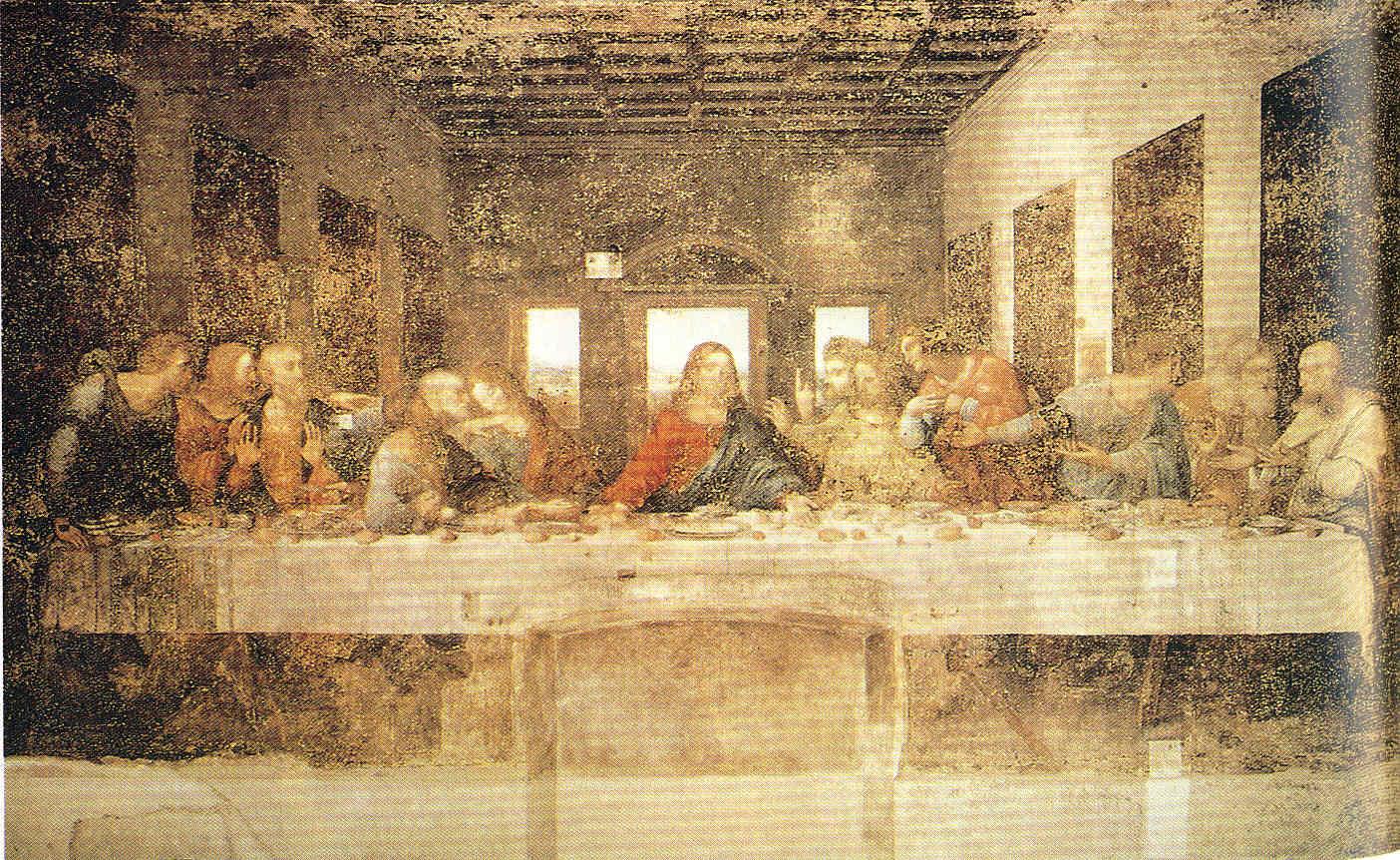 La Pintura 23 Rafael y Leonardo da Vinci