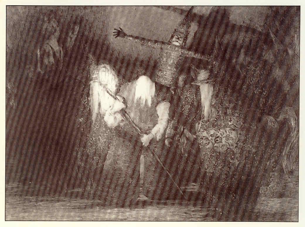 Jesús Lasterra Tercero del trío Pintores navarros 21 Pintura 154