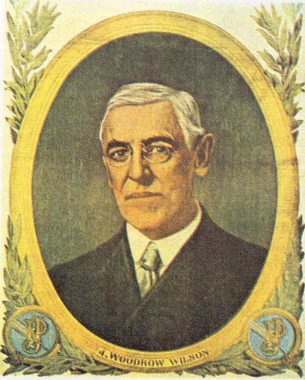 París 80 Salónica Conversaciones de paz Thomas Woodrow Wilson