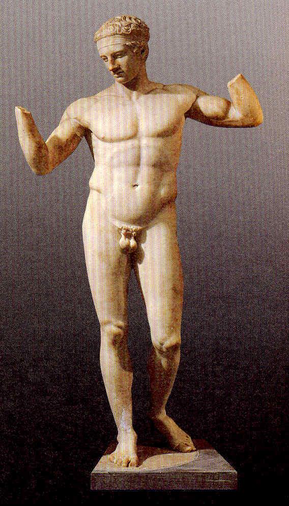 Escultura griega 2 en la Grecia clásica 87