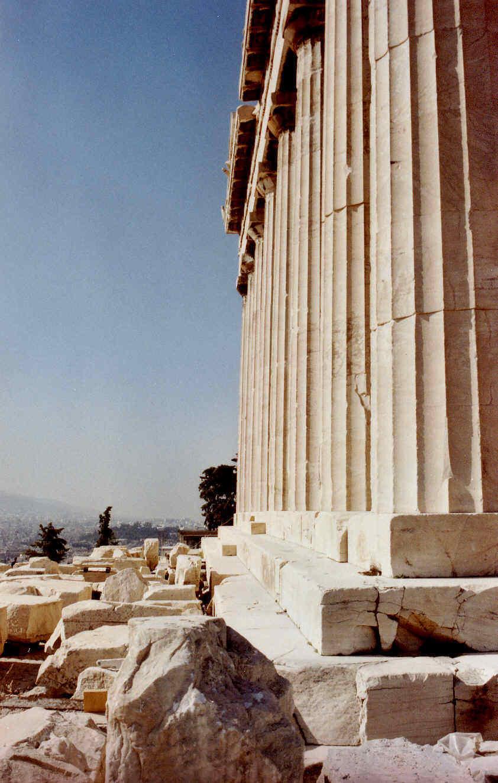 El Partenón de Atenas en la Grecia clásica 75
