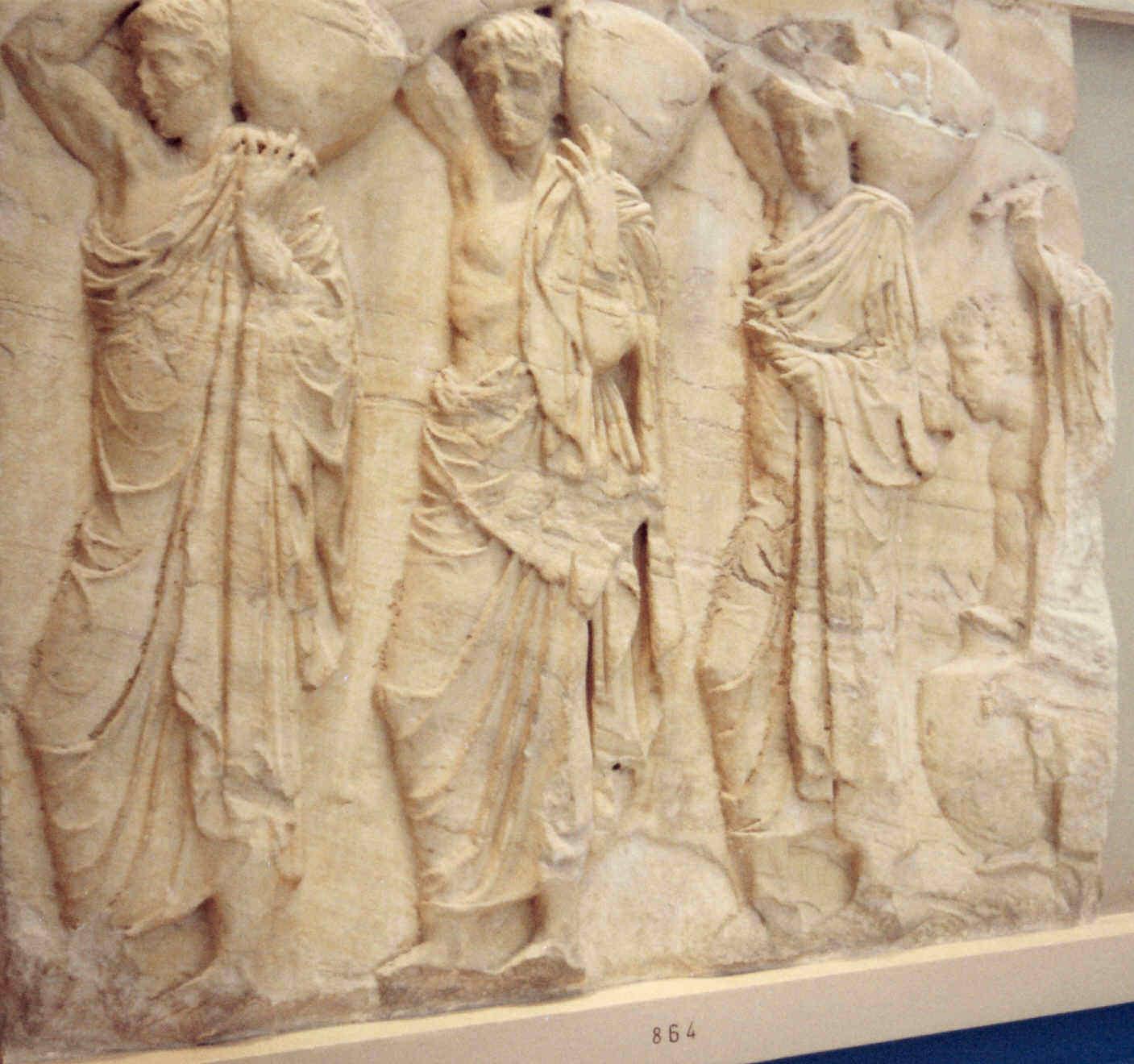 El Partenón 3 en la Grecia clásica 77