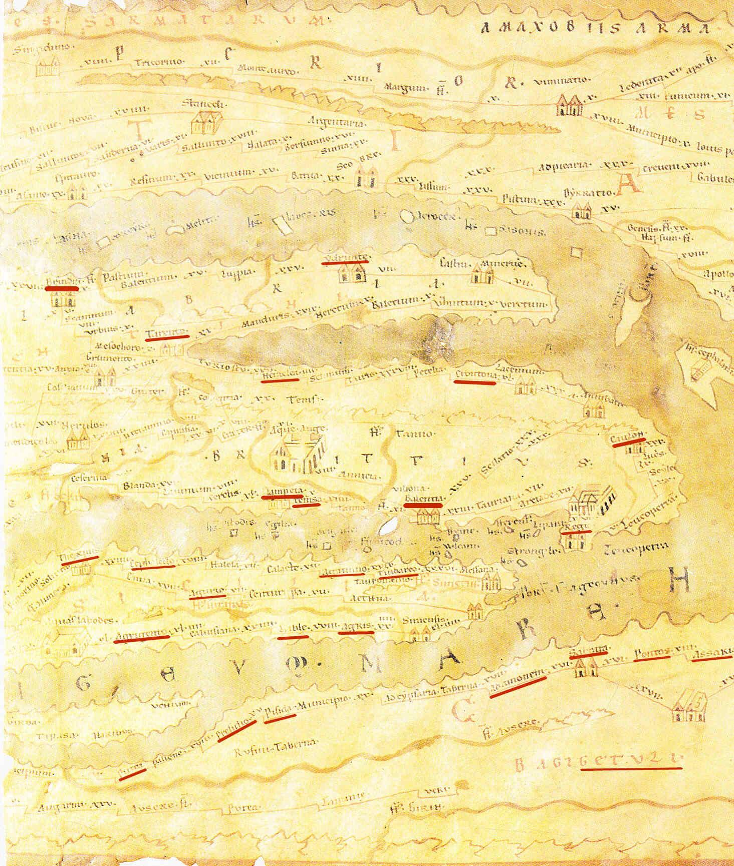 Egipto Antiguo 186 Amar en Roma y en África