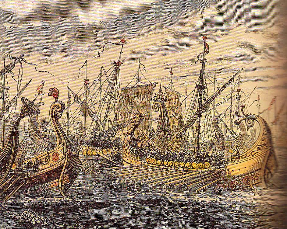 Egipto Antiguo 191 Batalla de Farsalia primera fase