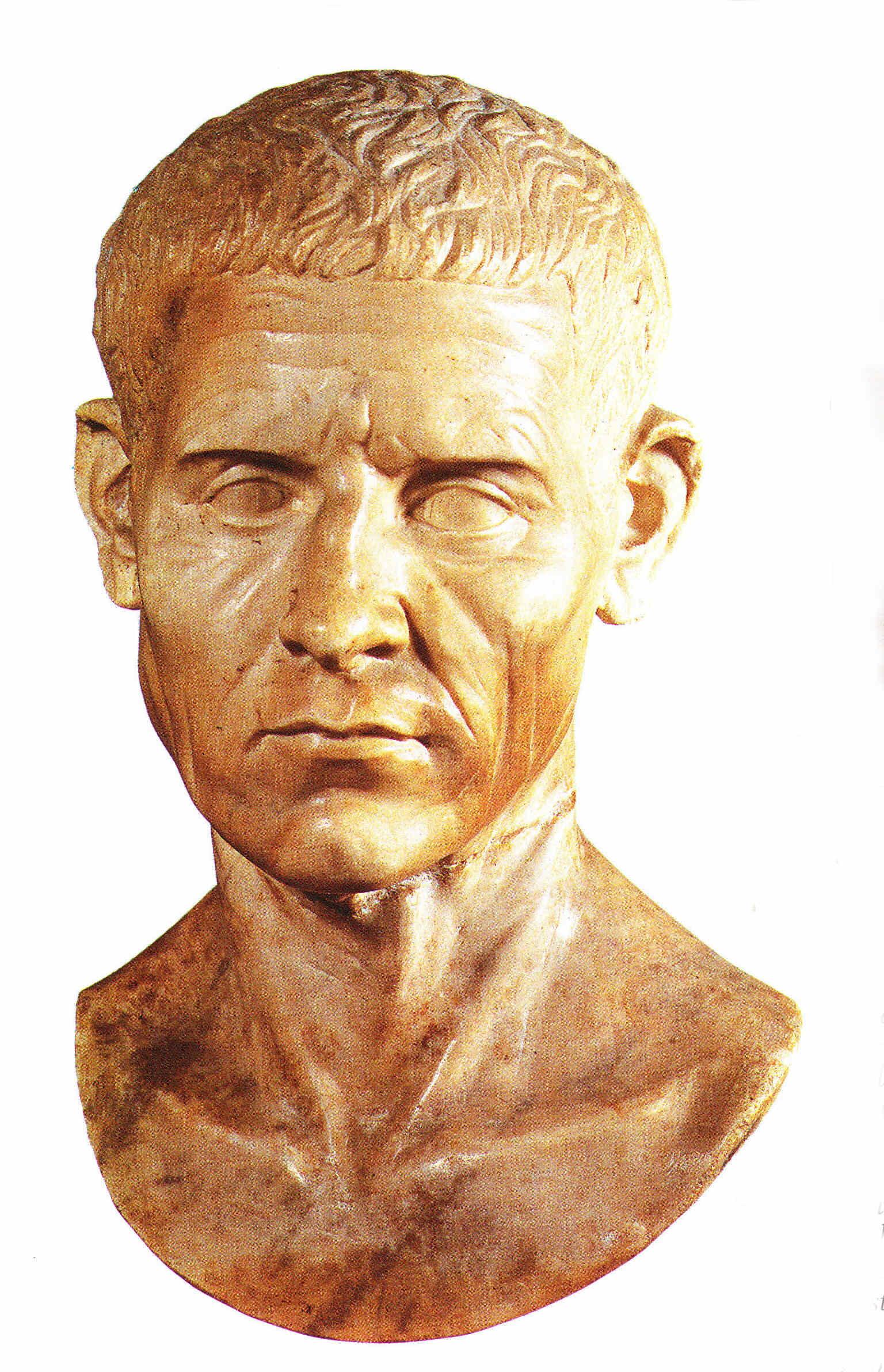 Egipto Antiguo 179 El divorcio con Pompeya
