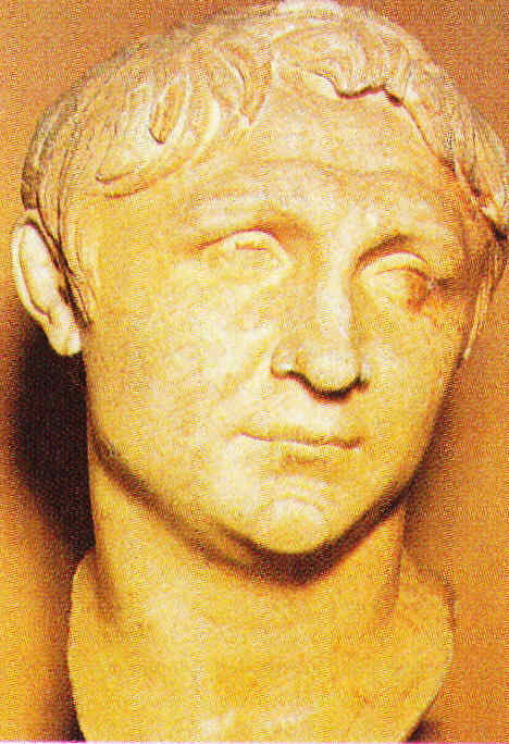 Egipto Antiguo 180 César y la ternura