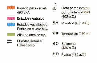 Los antecedentes de las Termópilas en la Grecia clásica 48