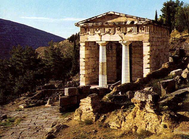 Religiosidad helena en la Grecia clásica 40