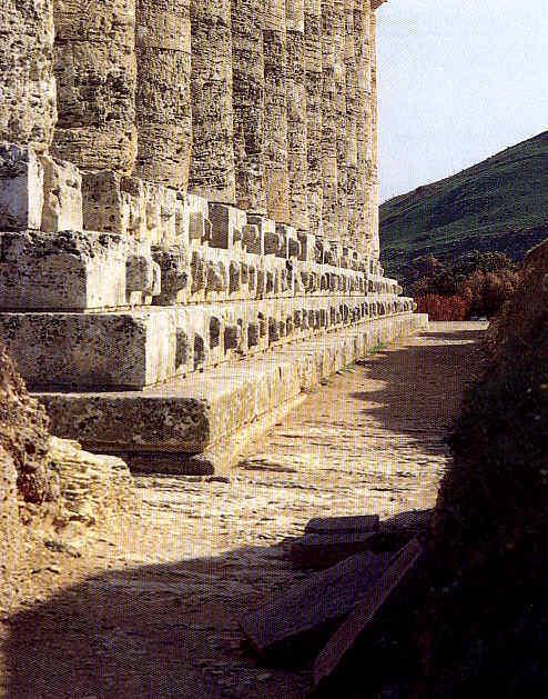 La construcción 1 en la Grecia clásica 70